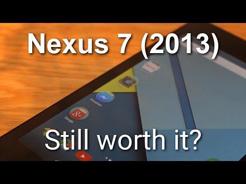 Nexus 7 (2013) - Still worth it in 2017?