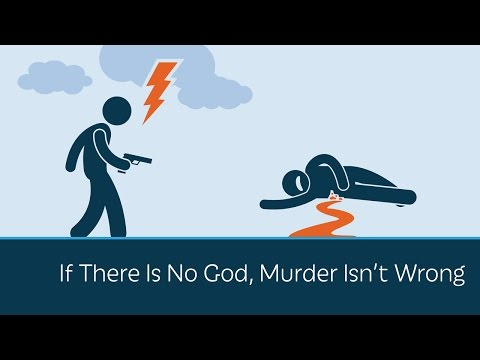 If There Is No God, Murder Isn't Wrong