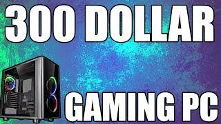 Video Best 300 Dollar Budget Gaming PC 2018 - Console Killer (1080p Gaming) download MP3, 3GP, MP4, WEBM, AVI, FLV Juli 2018