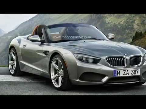 coming soon 39 2016 bmw z4 39 youtube. Black Bedroom Furniture Sets. Home Design Ideas