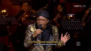 Didi Kempot & Sobat Ambyar Orchestra - Stasiun Balapan, Tanjung Mas Ninggal Janji 1/6