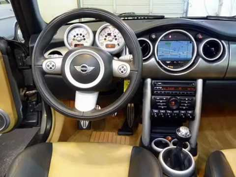 2005 Mini Cooper S Convertible - John Cooper Works - eDirect Motors