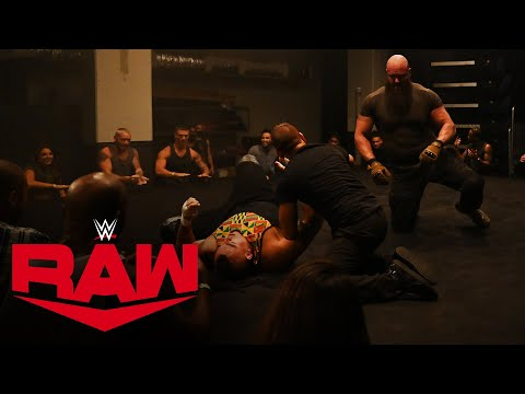 Braun Strowman hands Dabba-Kato his first loss in Raw Underground: Raw, Sept. 21, 2020