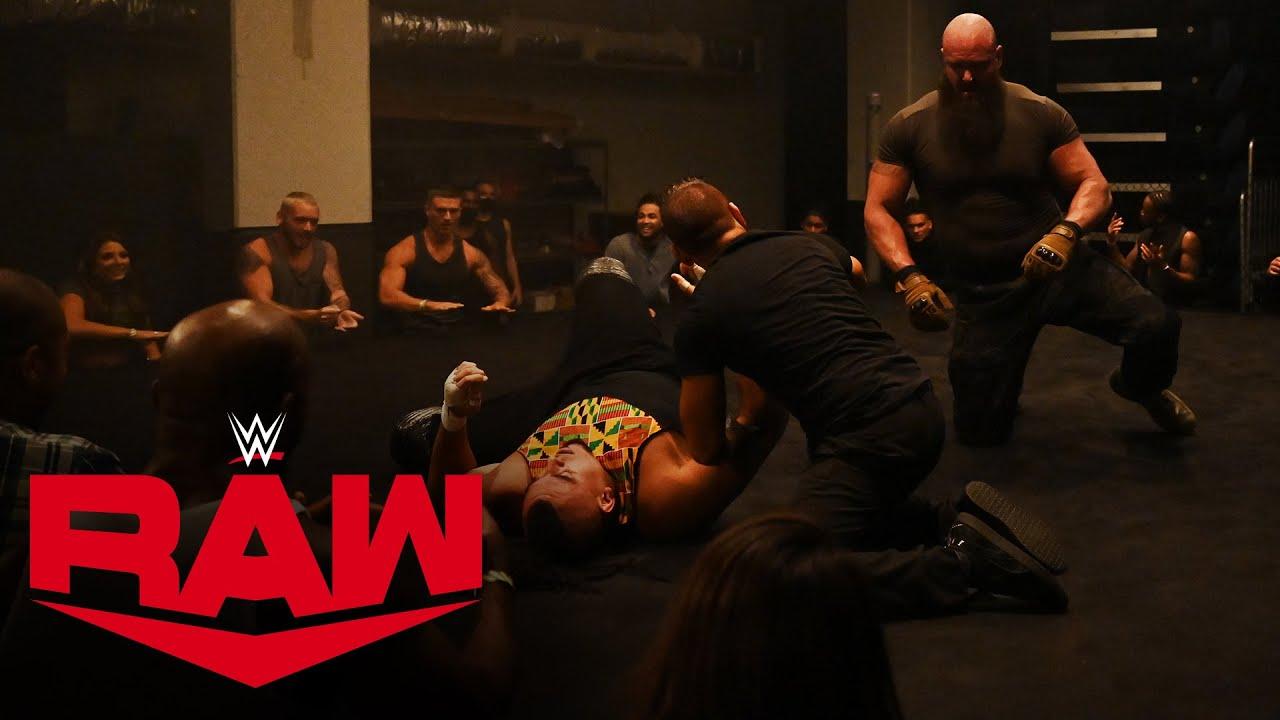 Download Braun Strowman hands Dabba-Kato his first loss in Raw Underground: Raw, Sept. 21, 2020