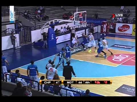 Vladan Vukosavljevic Highlights 2014 - Champville