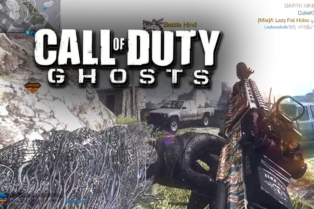 Call of Duty Ghosts Xbox One Multiplayer Gameplay - Thank ...