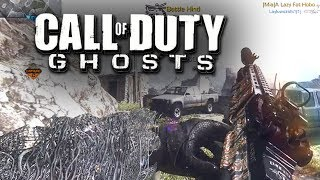 Call of Duty Ghosts Xbox One Multiplayer Gameplay - Thank You for 100k!