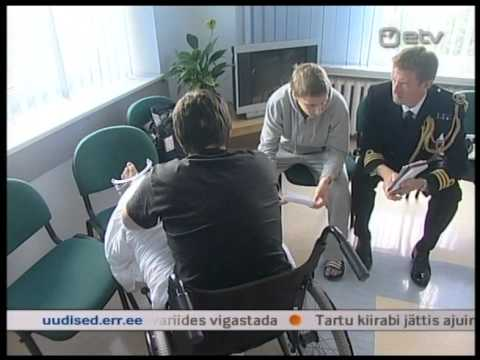 Veteran Care Experts Visit Estonia - March 2011 (Courtesy of ETV)