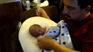 Baby Jacob Vokey - Trisomy 18