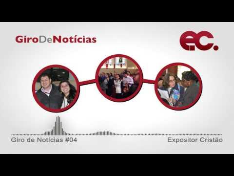 Giro De Noticias #004 - Pastor Enoque - Missão Integral - Cultura Surda