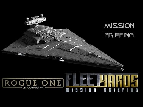Star Destroyer (Star Wars) - Fleetyards Mission Briefing