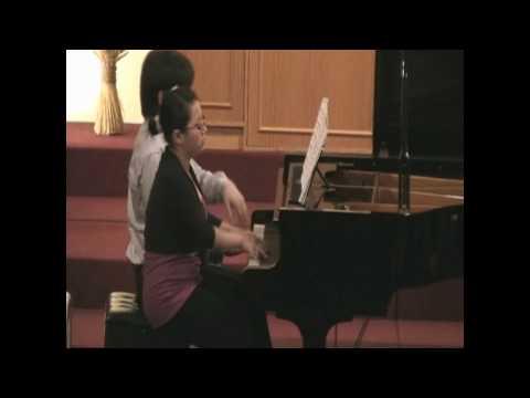 Ivan Yeung & Phoenix Zhang: Serenade in D minor by Schubert, F.