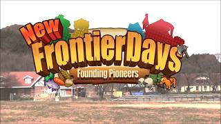 【April's Fool CM】New Frontier Days ~Founding Pioneers~ reallyhighquality handmade introduction video thumbnail