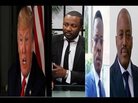 Trump et Joseph Kabila sont ils séduits par le projet de Non-alignés pour la transition en RDC