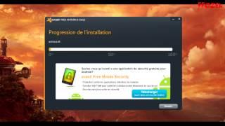 Avast! 7 Antivirus Gratuit - License 2038
