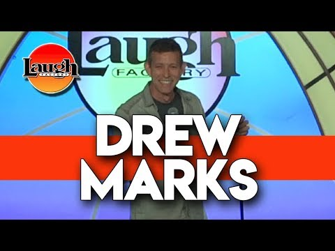 Drew Marks | Too Funny For a Real Job | Laugh Factory Stand Up Comedy