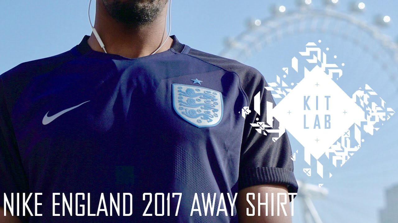 NIKE Vapor England 2017 Away Kit | KitLab