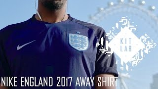 NIKE Vapor England 2017 Away Kit | KitLab