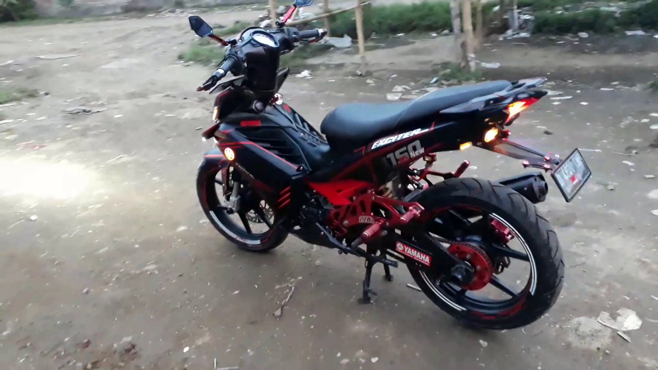 Modifikasi New Jupiter Mx 2013 Youtube
