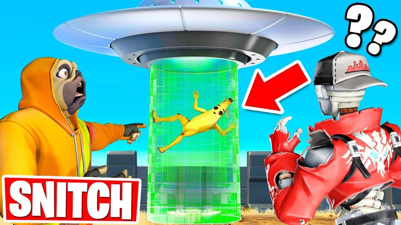 SNITCH in Hide  Seek Fortnite Creative Gamemode  YouTube