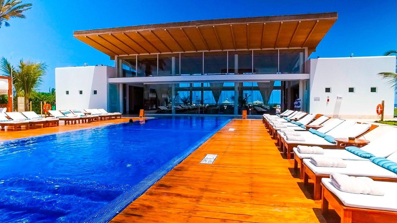 Luxury paracas resort in peru starwood hotels youtube for Luxury paracas telefono