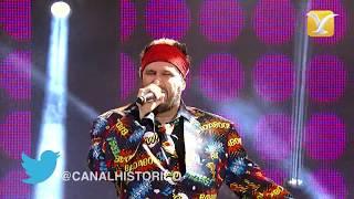 Los Auténticos Decadentes - Vení Raquel - Festival de Viña del Mar 2017 - HD 1080p