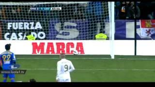 Cristiano Ronaldo Perfect Goal against Levante 2012 HD