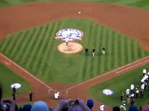 tom seaver throws the final pitch at shea stadium