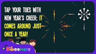 Baixar New Year Song for Kids | Happy New Year Song for Kids | The Kiboomers