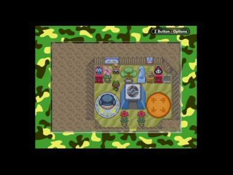 Pokemon R/S/E Secret Bases (GBA, GEN 3)