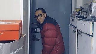 [단편] 수상한 미용실
