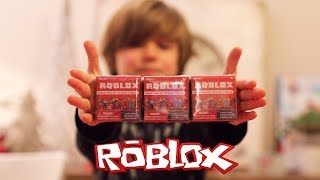 ROBLOX Video Game Toys Surprise Boxes