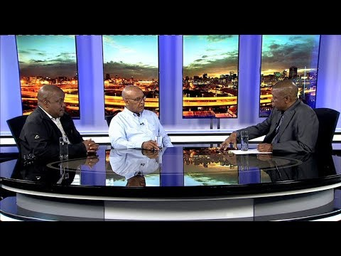 Thabang Motsohi & Dumisani Hlophe on the management of President Jacob Zuma's departure
