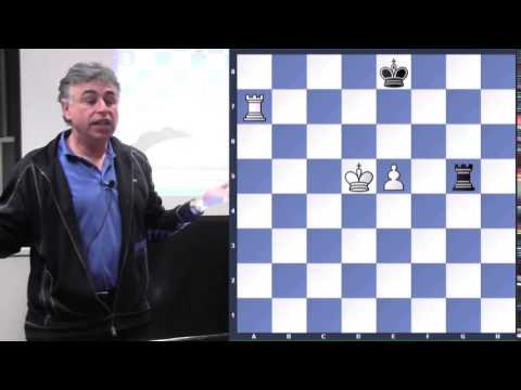 The Lucena & Philidor Positions - GM Yasser Seirawan - 2015.03.10
