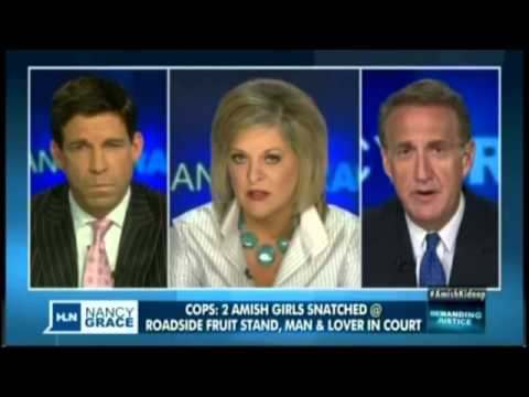 Jeff Gold on Nancy Grace re Amish Girls Abducted and Raped