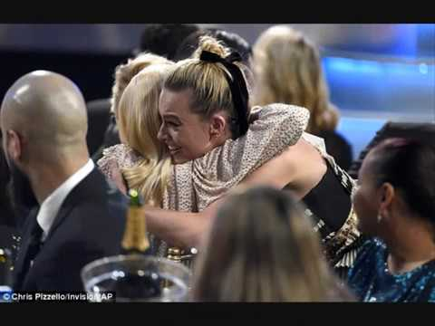 Margot Robbie on the verge of tears as wins Best Actress in a Comedy at the Critics' Choice Awards