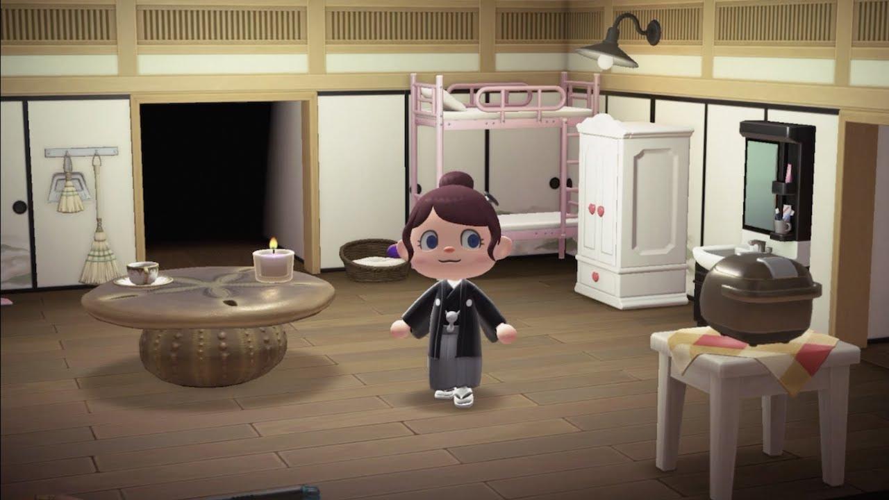 Japanese Style House Gameplay Animal Crossing new horizons ...