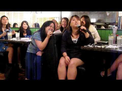 Karaoke at Haiku