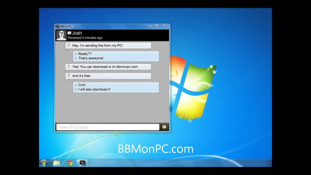 Whatsapp For Blackberry From Pc free download