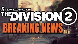 UBISOFT REALLY JUST DID THIS TO THE DIVISION 2... (BIG NEW CHANGES)