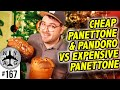 Pandoro Vs Panettone - Is expensive Panettone actually worth it?