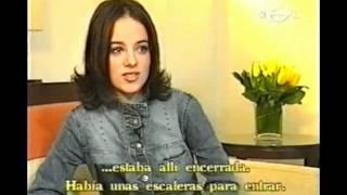 Alizée - 2003-06-01 - Interview - Sol Música - Spain .mp4
