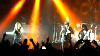 Apocalyptica - End of me ( live in Warszawa)