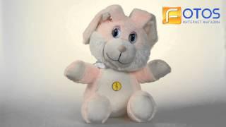 Мягкая игрушка Fancy Зайчик Тема (ЗЧТ0М)(Цены, отзывы, характеристики: http://fotos.ua/fancy/zcht0m.html., 2013-01-24T08:35:06.000Z)