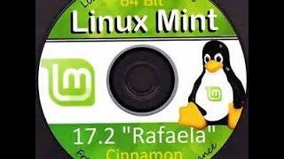 Installing Linux Mint 17.2