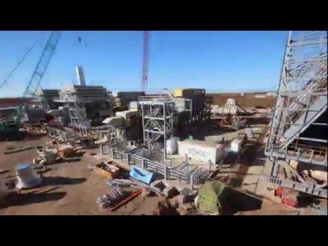 South Hedland time lapse April 2016