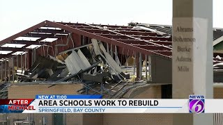 Panhandle schools deal with the aftermath of Hurricane Michael