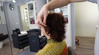 Самая популярная ошибка в стрижке кудрявых волос