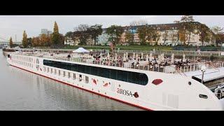 A-ROSA Flusskreuzfahrten: Genuss pur von Donau und Rhein bis Rhône und Mosel