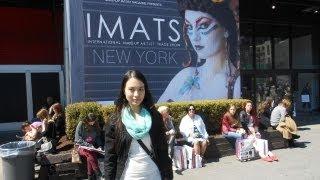 IMATS NYC - APRIL 6, 2013.